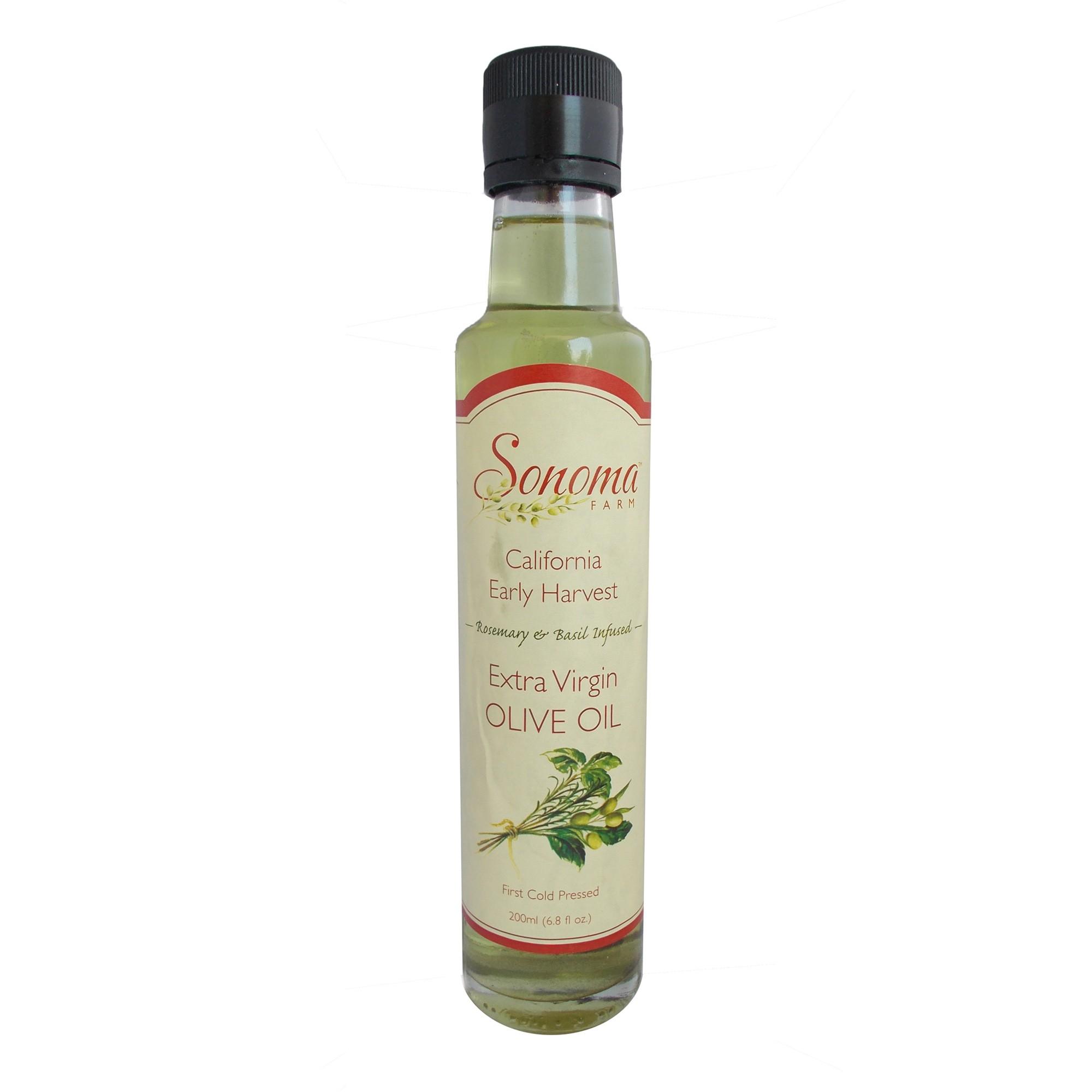 Rosemary Basil Olive Oil