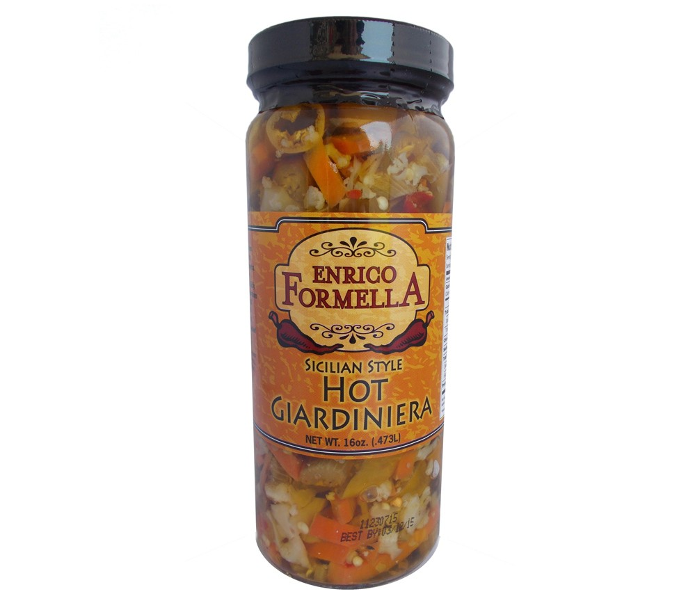 Hot Giardiniera