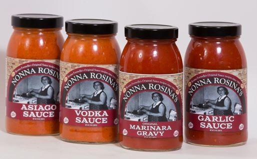 Nonna Rosina Pasta Sauce